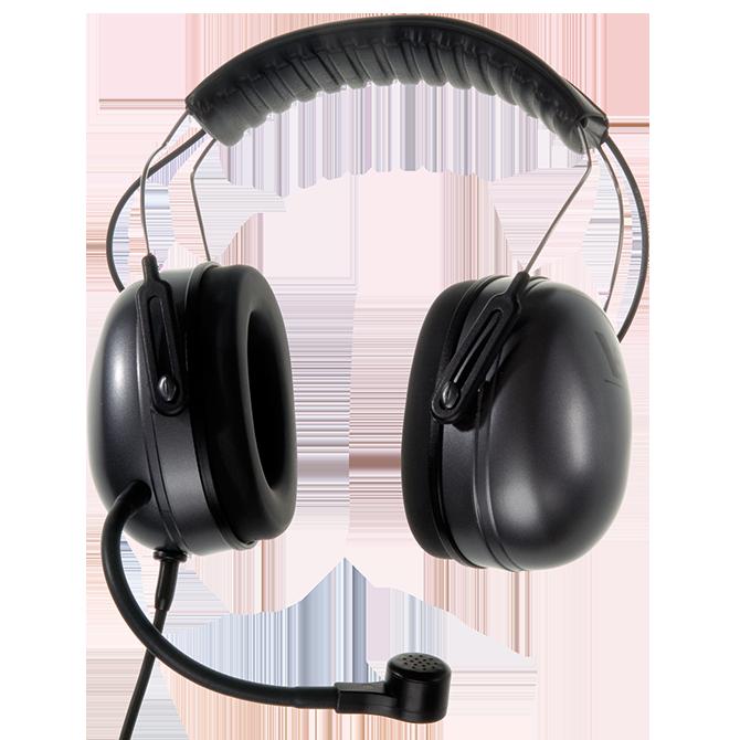 Nachrichtentechnik Headset Kopfhörer WHA IP54