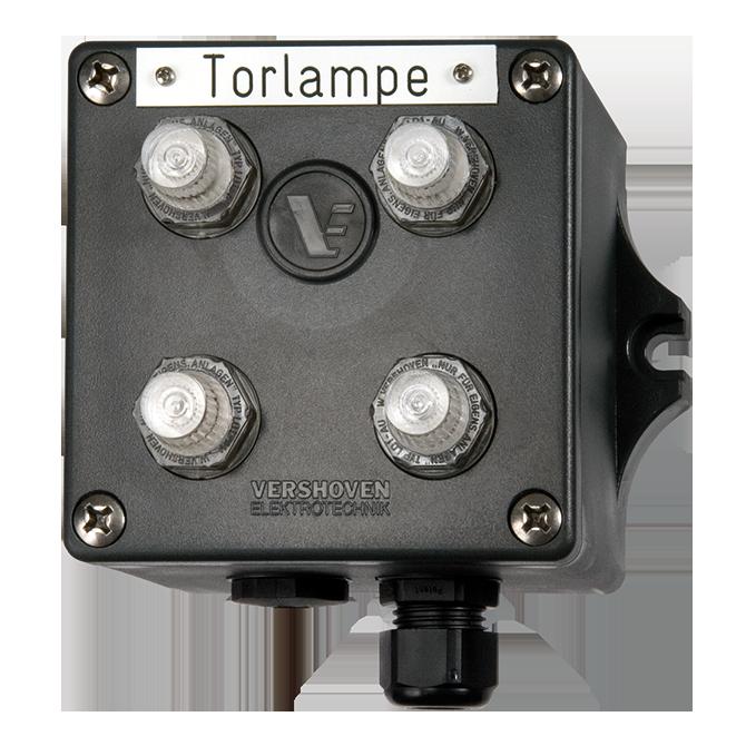 Bergbau wettersicher IP66 Torlampe D65/T
