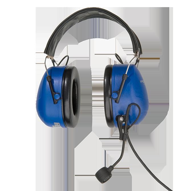 Nachrichtentechnik Ex Headset Kopfhörer explosionsgeschützt dA24 iHS